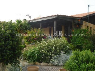Detached Bungalo in Limassol (Pyrgos) for sale