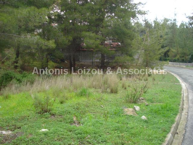 Land in Limassol (Saitas) for sale