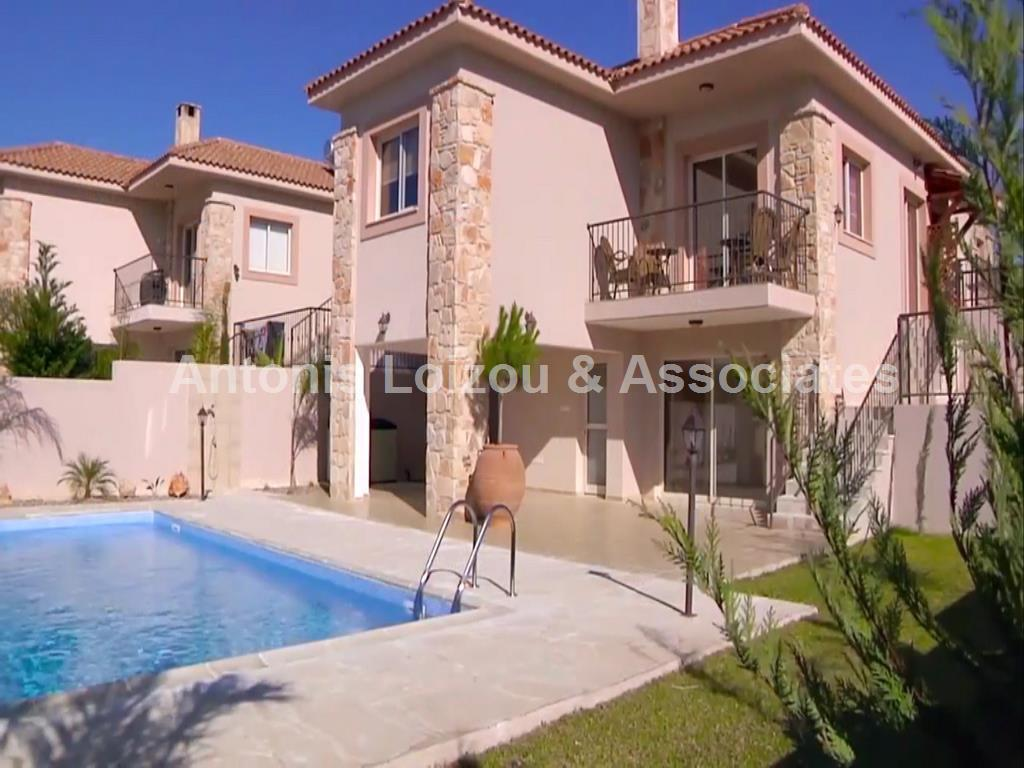 Detached House in Limassol (Souni) for sale