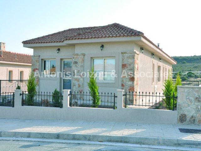 Detached Bungalo in Limassol (Souni) for sale
