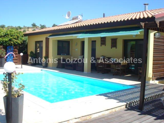 Bungalow in Limassol (Spitali) for sale