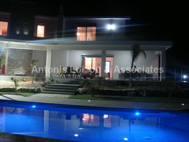 Villa in Limassol (Spitali) for sale