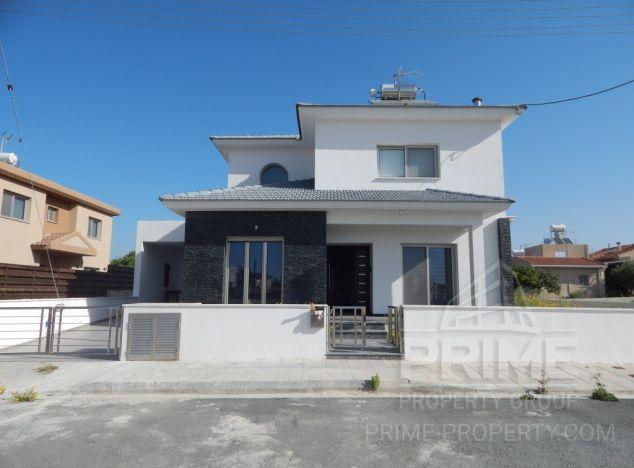 Villa in Limassol (Trachoni) for sale