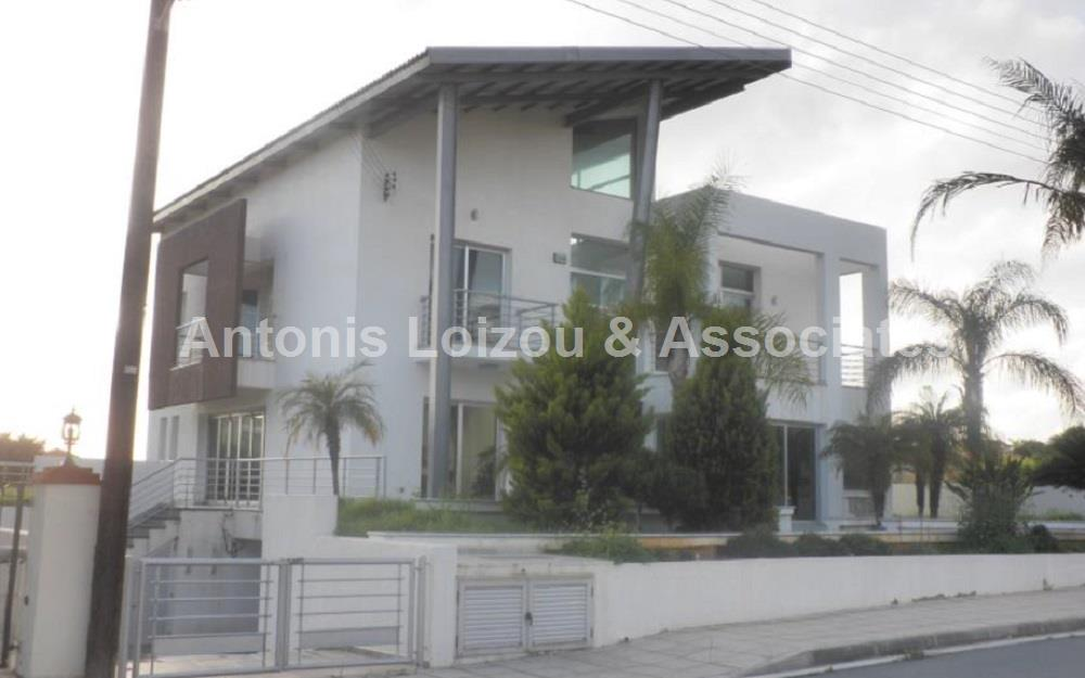 Detached House in Limassol (Trachoni) for sale