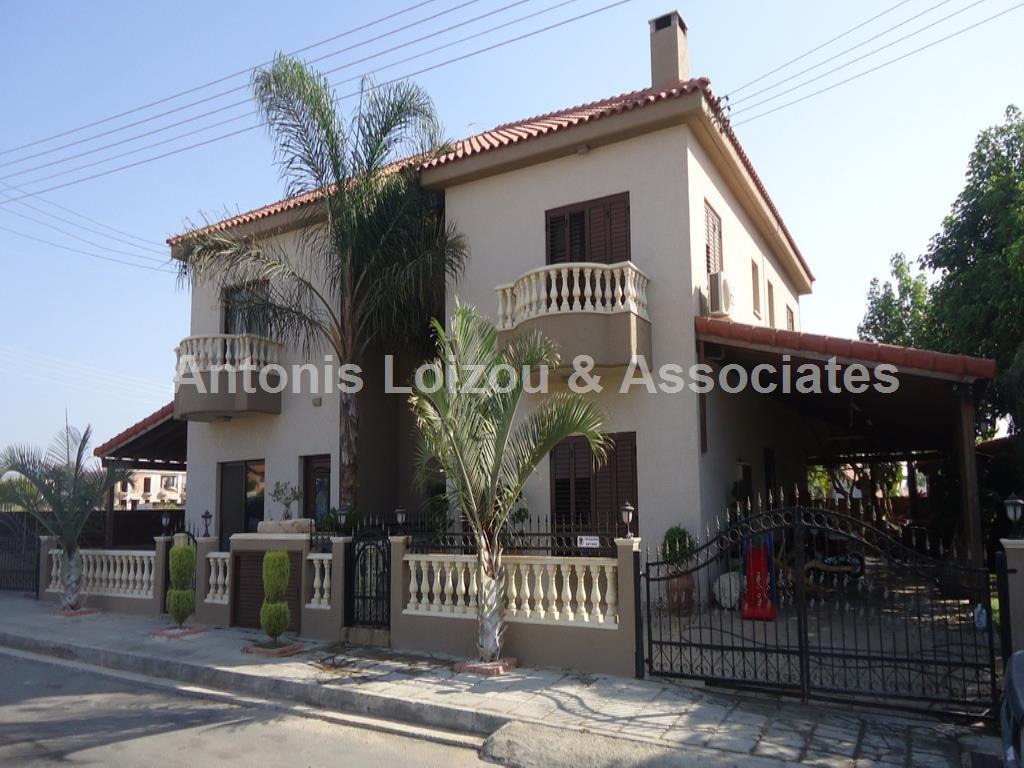 Semi detached Ho in Limassol (Trachoni) for sale