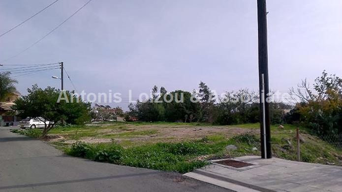 Land in Limassol (Trachoni) for sale