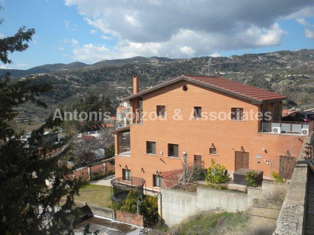 Detached House in Limassol (Trimiklini) for sale
