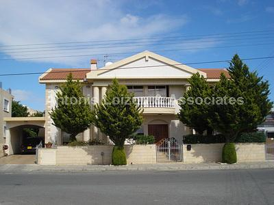 Detached House in Limassol (Tsirio) for sale