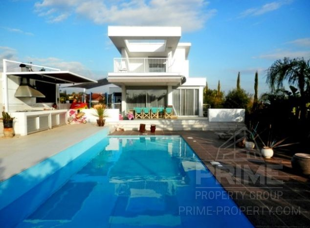 Sale of villa, 318 sq.m. in area: Ypsonas - properties for sale in cyprus