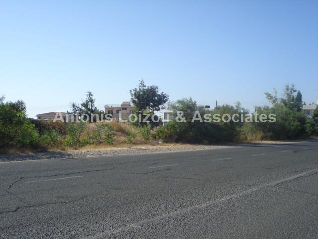 Commercial Plot in Ypsonas properties for sale in cyprus
