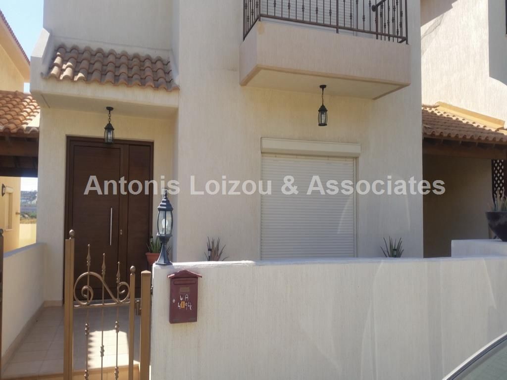 Semi detached Ho in Limassol (Ypsonas) for sale