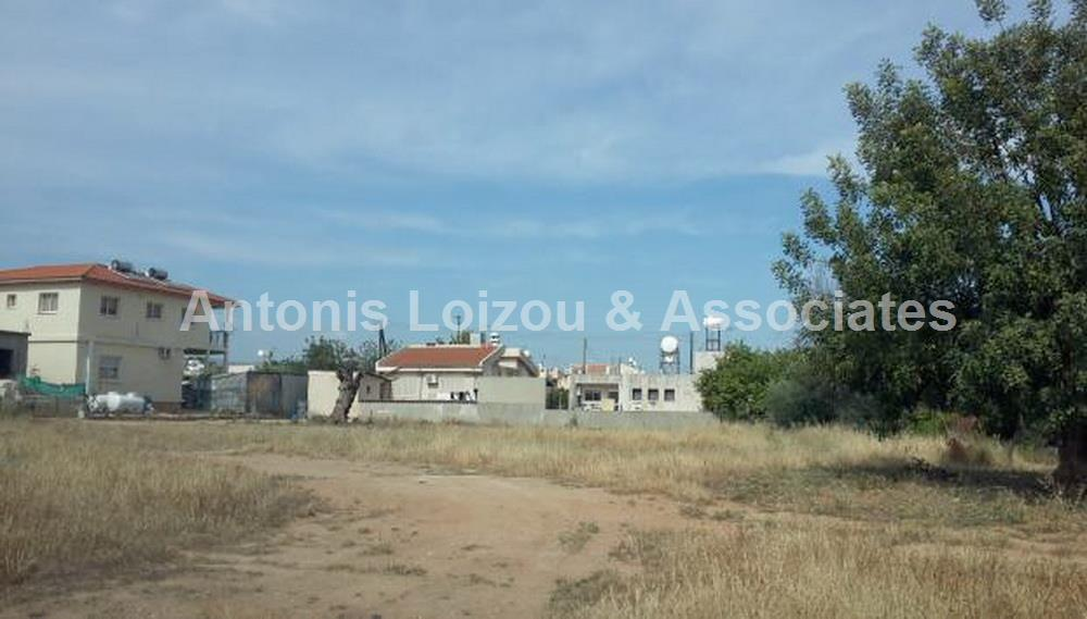 Field in Limassol (Ypsonas) for sale