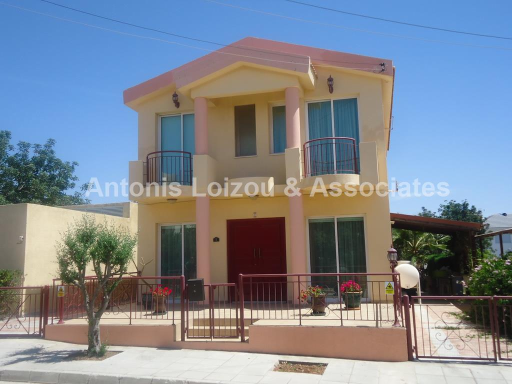 Detached House in Limassol (Ypsonas) for sale