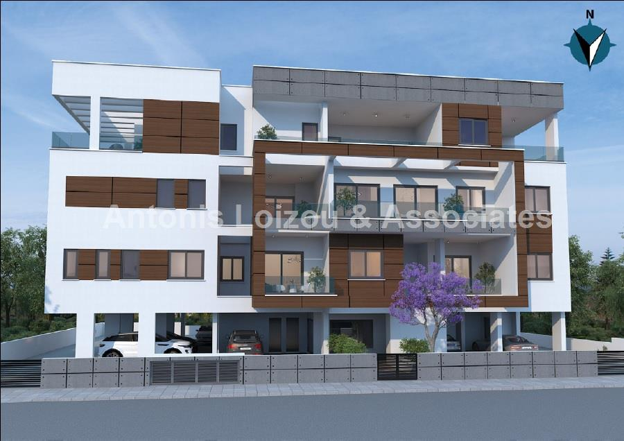 Penthouse in Limassol (Zakaki) for sale