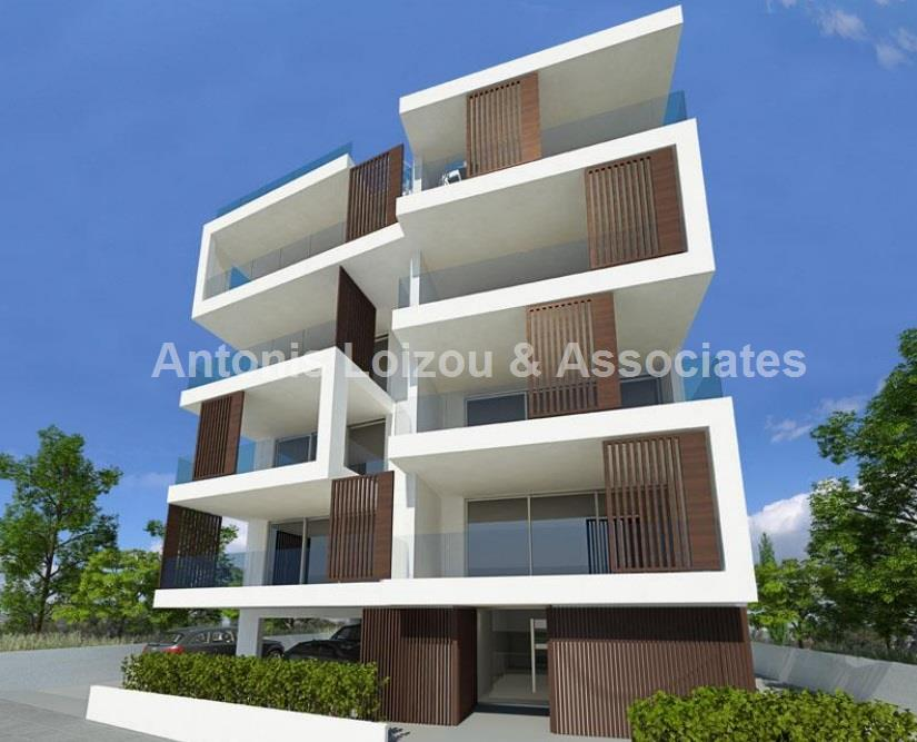 Residential Block (8 apartments of two bedroom each 932m²  build