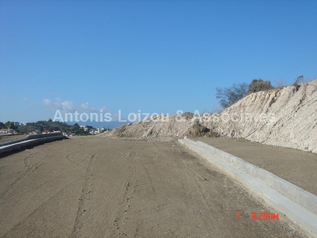 Land in Nicosia (Agia Varvara) for sale
