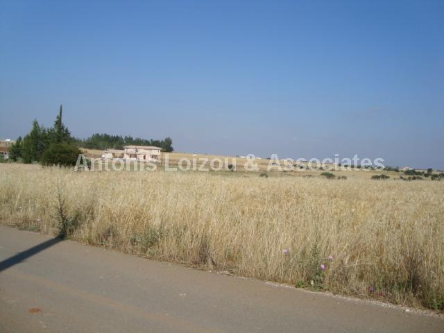 Field in Nicosia (Agioi Trimithias) for sale