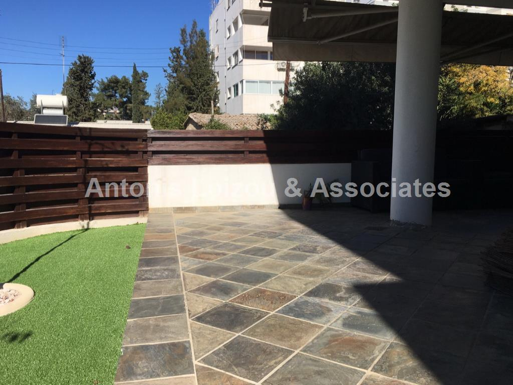 Ground Floor apa in Nicosia (Agios Andreas) for sale