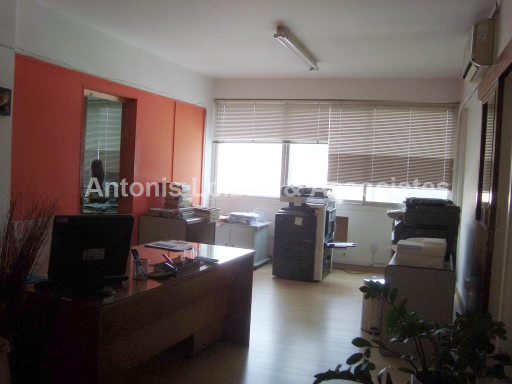 Office in Nicosia (Agios Andreas) for sale