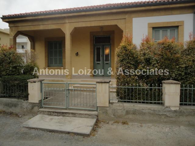 Detached House in Nicosia (Agios Andreas) for sale