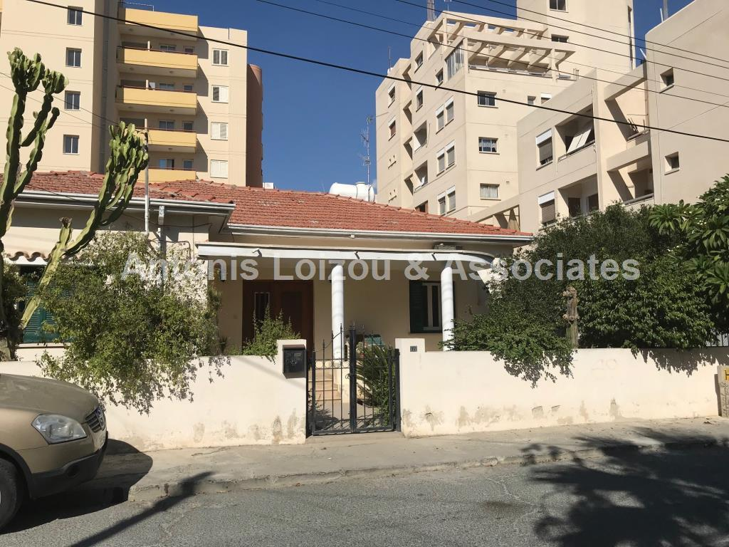 614m² Commercial Plot in Agios Antonios properties for sale in cyprus