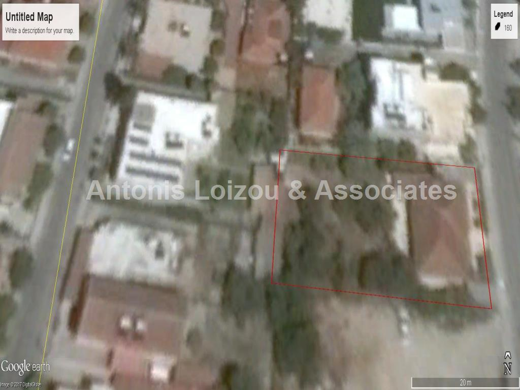 Land in Nicosia (Agios Dometios ) for sale