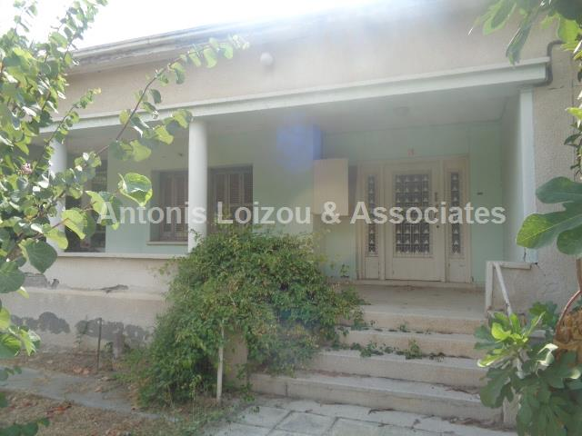 976m² Residential Plot in Agios Dometios properties for sale in cyprus