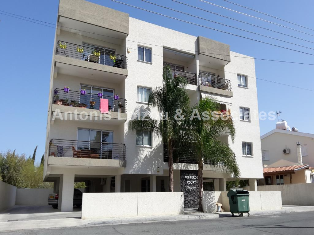 2 Bedroom Apartment in Agios Dometios properties for sale in cyprus