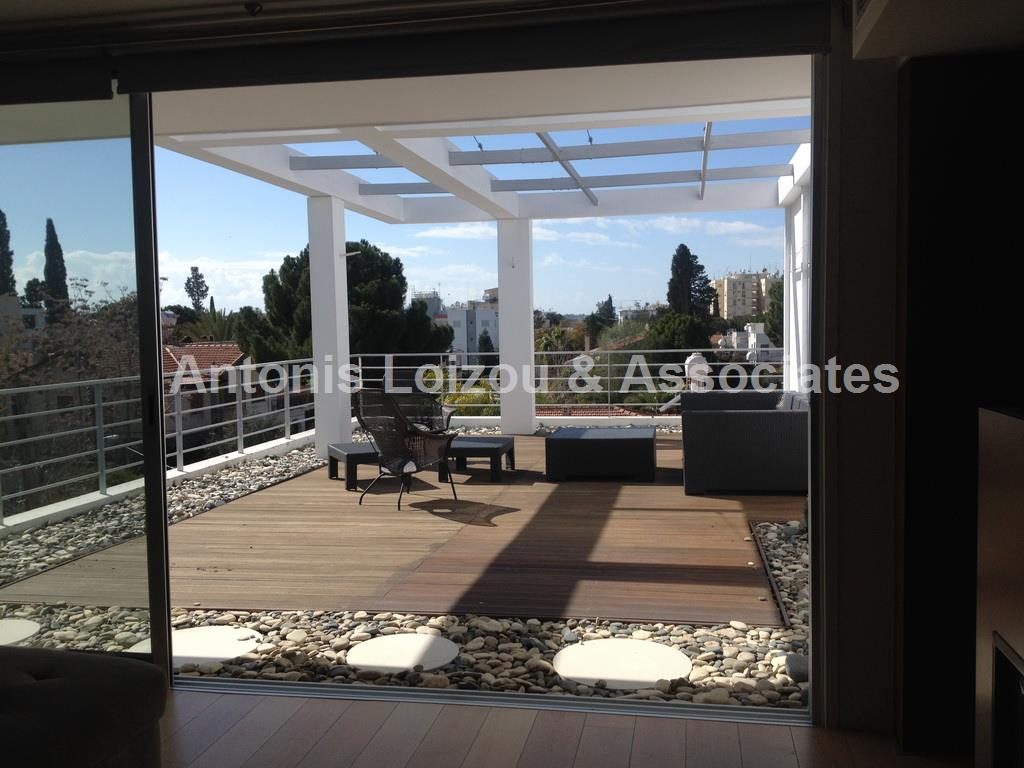 Penthouse in Nicosia (Agios Dometios) for sale