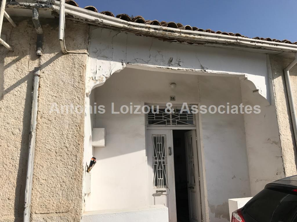 Traditional Hous in Nicosia (Agios Dometios) for sale