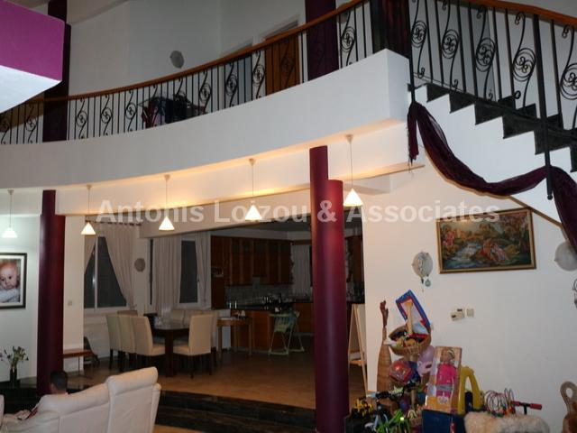 Four Bedroom Detached House in Agios Dometios properties for sale in cyprus