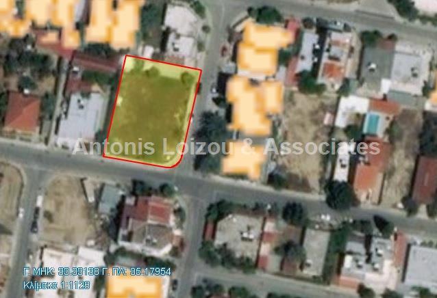 Land in Nicosia (Agios Pavlos) for sale