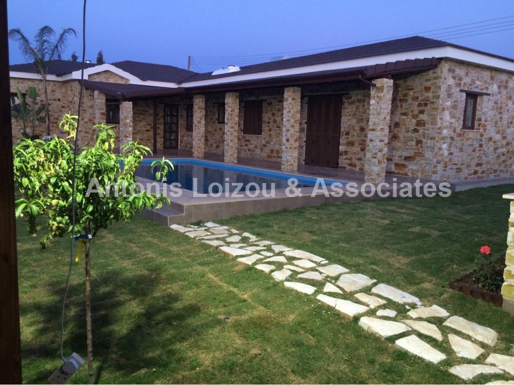 Detached House in Nicosia (Agious Trimithias) for sale