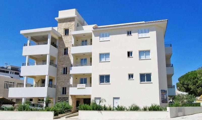 2 bedroom apartment in Agladjia