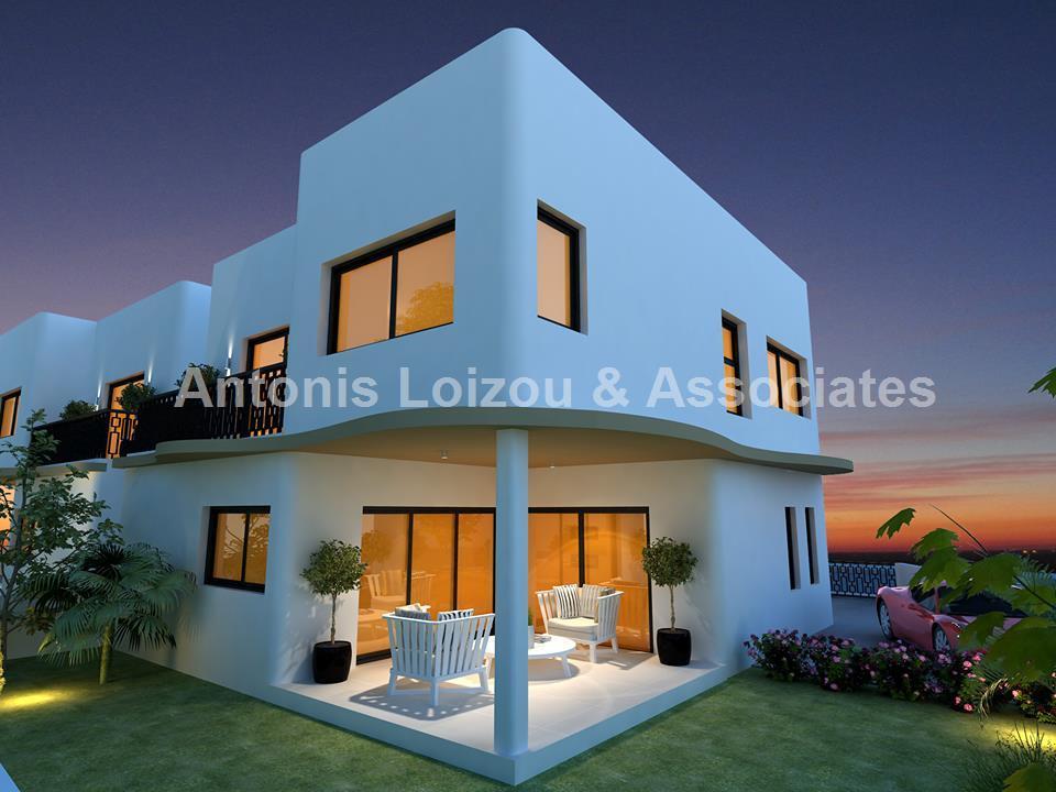 Semi detached House in Nicosia (Aglantzia) for sale