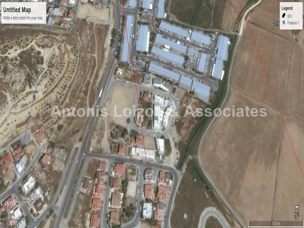 Field in Nicosia (Aglantzia) for sale