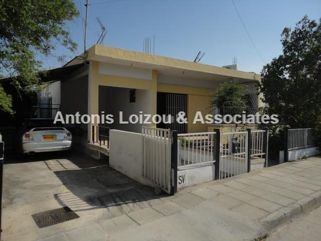 Bungalow in Nicosia (Aglantzia) for sale