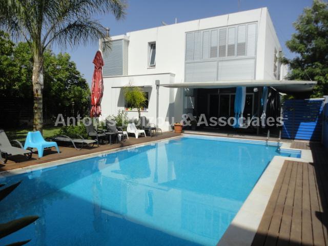Detached House in Nicosia (Aglantzia) for sale