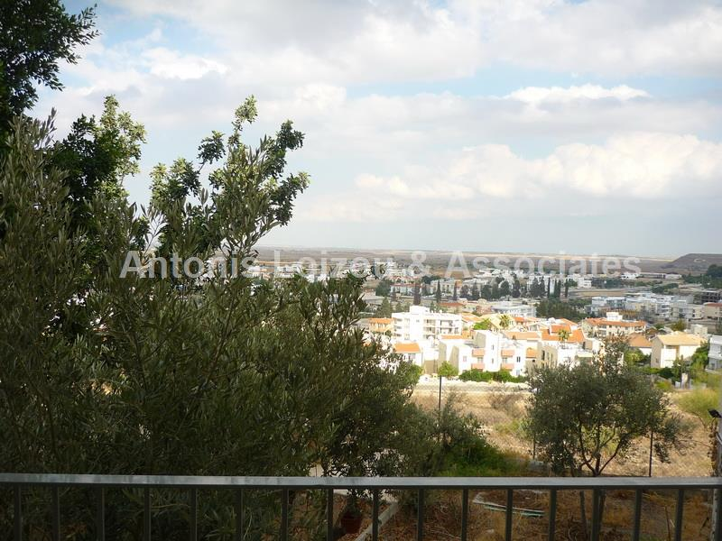 1 Bedroom Apartment (nice views) in Platy Aglantzia