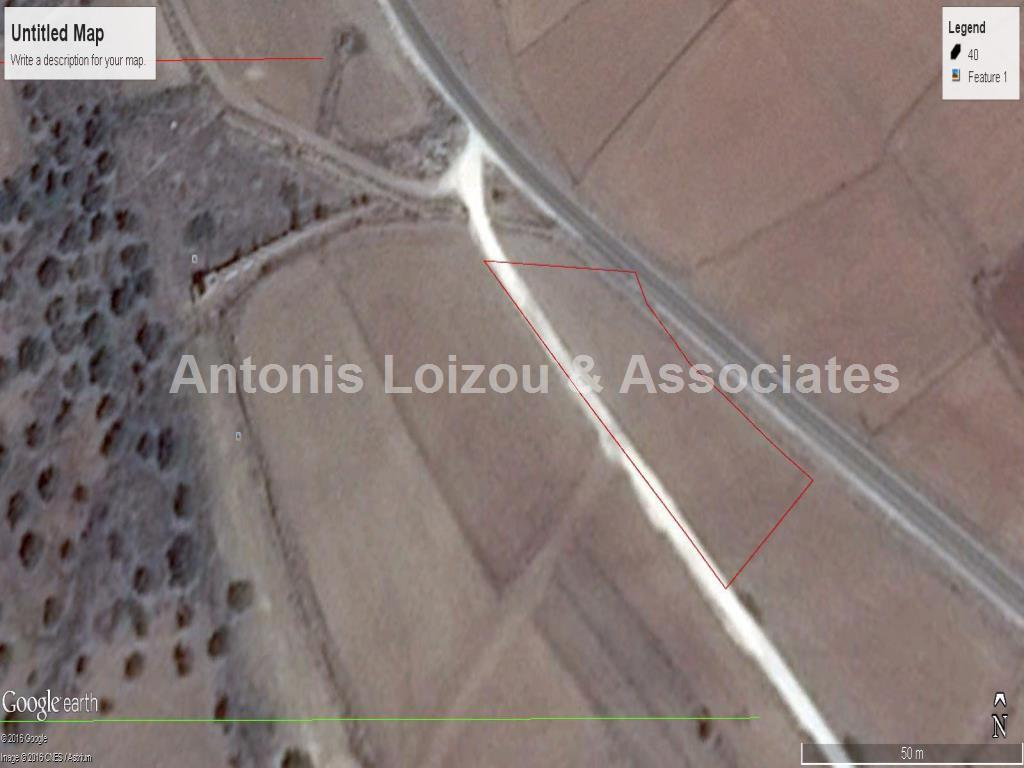 2342m² Agricultural Plot at Akaki properties for sale in cyprus