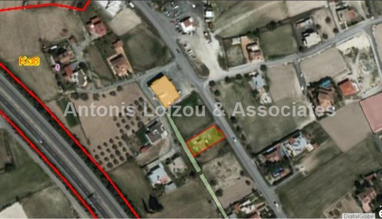 Land in Nicosia (Alambra) for sale