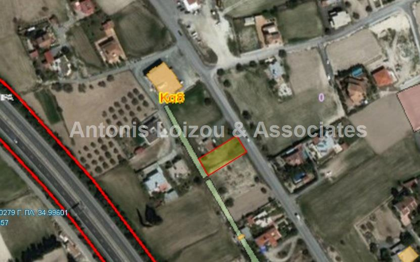 Land in Nicosia (Alambra) for sale