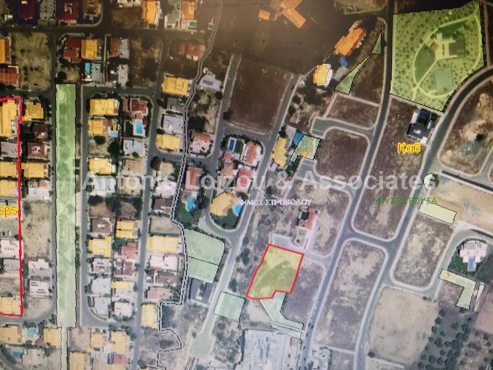 2,156m² Residential Plot in Strovolos  properties for sale in cyprus