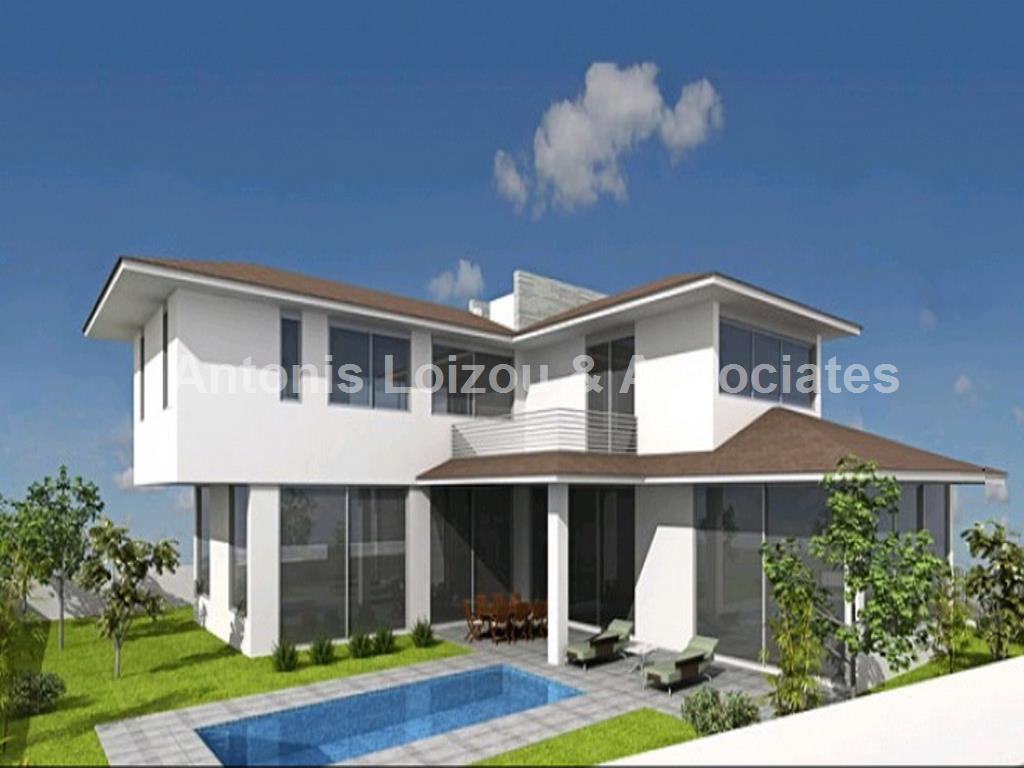 Detached House in Nicosia (Archangelos) for sale