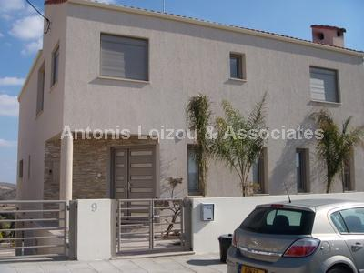 Detached House in Nicosia (Agia Varvara) for sale