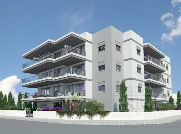 Sale of аpartment, 211 sq.m. in area: City centre - properties for sale in cyprus