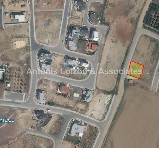 Land in Nicosia (Dali) for sale