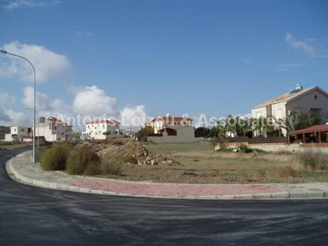 Land in Nicosia (Dali) for sale