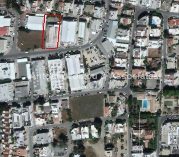 2193m²  Commercial Plot in Engomi properties for sale in cyprus