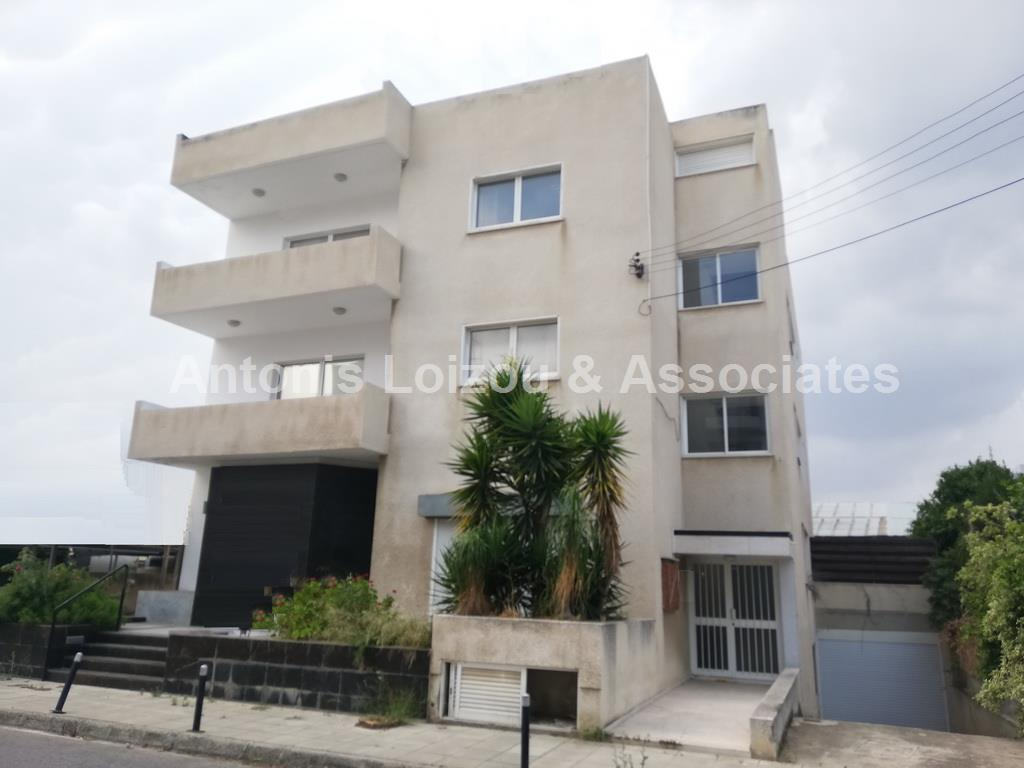 Entire floor apa in Nicosia (Engomi) for sale